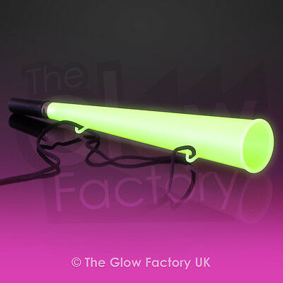 Glow in the Dark Woofer Horns Rave Whistle Vuvuzela