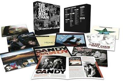 Jesus & Mary Chain - The Vinyl Collection - 9Lp Boxset Brand New Sealed - #0059