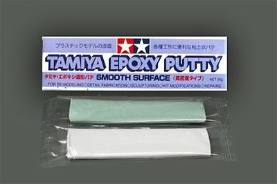 TAMIYA 87052 Mastic Epoxy Surface Lisse - Epoxy Sculpting Putty High Density