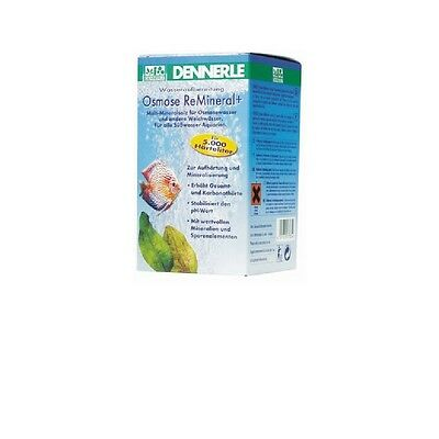 Dennerle Osmose ReMineral 250 g pour 5000 HL NEUF % RARE