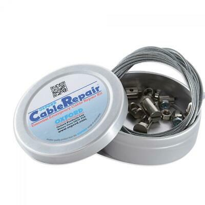 Oxford Cable Repair Emergency Cable Repair Kit With Carry Tin