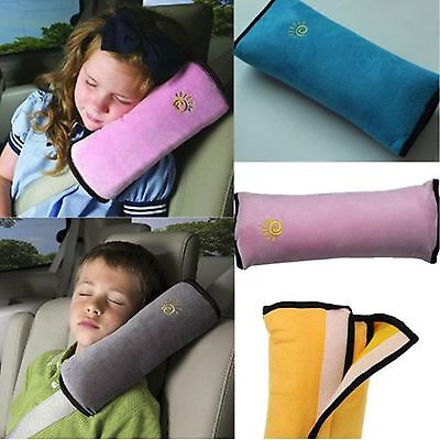 Cotton Velvet for Car Children Kid Baby Safety Seat Belt Shoulder Pillow