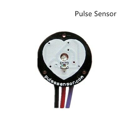 1PCS Heart Rate Pulse Sensor Pulsesensor Sensor Module For Arduino