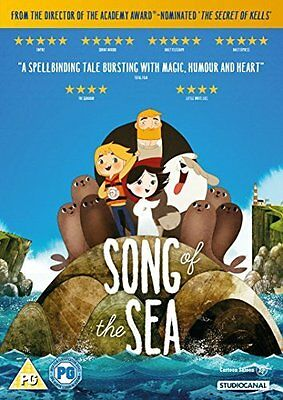Song Of The Sea [DVD] - Brand New