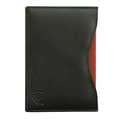 Leather Passport Cover Holder Wallet RFID Blocking 100% Protection | NEW free PP