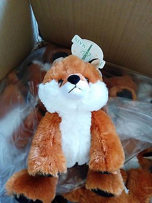 First & Main Floppy Friends Fox plush (VERY soft!) First and Main