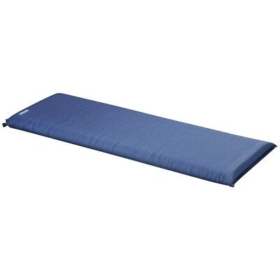 Coleman Camper Inflator Self Inflating Mat - Navy, 183 x 63 x 3 cm