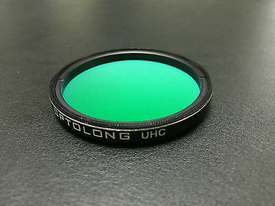 "2"" UHC DeepSky Filter for Telescope eyepiece  - Cuts light pollution - Astro"