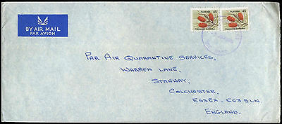 Australia 1976 Commercial Airmail Cover To UK #C31325