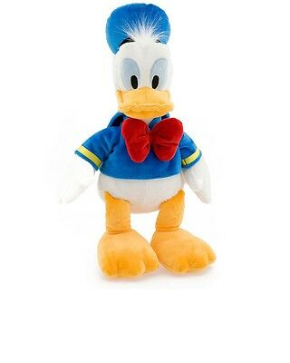 "Authentic Disney Donald Duck Plush  18""'/46 Cm"