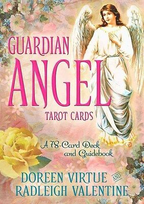 Guardian Angel Tarot Cards: A 78-Card Deck and Guidebook 9781401942304, Virtue