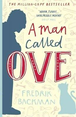 Man Called Ove 9781473616349 by Fredrik Backman, Paperback, BRAND NEW FREE P&H