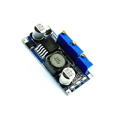 10PCS DC-DC LM2596 Step-down Adjustable Power Supply Module CC-CV LED Driver