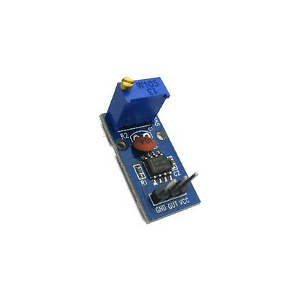 10PCS NE555 adjustable frequency pulse generator module For Arduino Smart Car