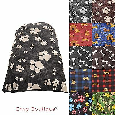 DOG BED LARGE L BED REMOVEABLE ZIPPED COVER CUSHION - Cover Only