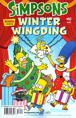 SIMPSONS COMICS Winter Wingding #10 New Bagged