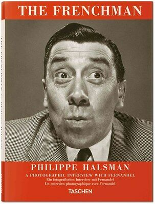 Frenchman: A Photographic Interview with Fernandel 9783836526081, Paperback, NEW
