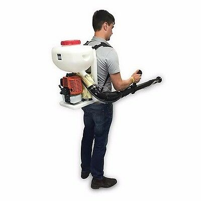 Back Pack Power Sprayer - 2 Stroke Petrol Engine - Spray Chemicals Water