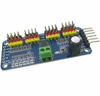 5PCS 16-channel 12-bit i2c PMW Driver Servo Driver PCA9685 For Arduino