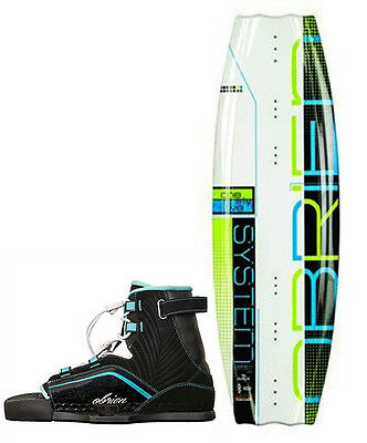 O'Brien System | Vixen Ladies Wakeboard Package 135 / UK 6.5-8.5. 60043