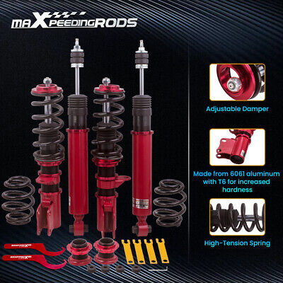 24-Way Adjustable Damper Coilover Coilovers for Holden Commodore VX VY VZ WH WL