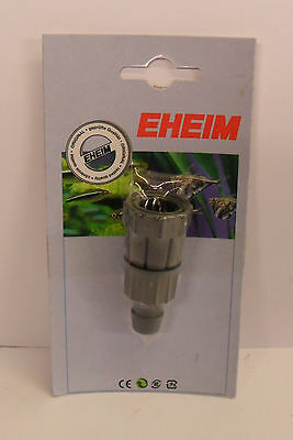 EHEIM 7444088 12/16mm REPLACEMENT HOSE COUPLING FOR INSTALLATION SETS 1 and 2 • EUR 5,73