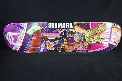 Sk8Mafia Skateboard Deck Club Series Larelle Gray 8.25 Grizzly Grip Sk8 Mafia