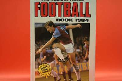 THE TOPICAL TIMES FOOTBALL BOOK 1984 unknown Very Good Book