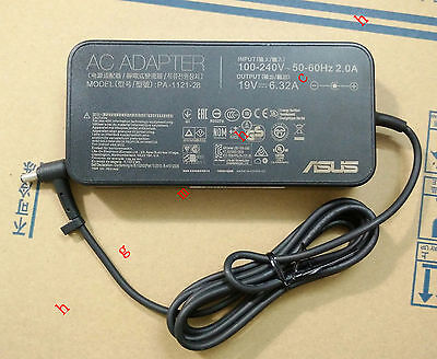 @New Original OEM ASUS 120W 19V AC Adapter for ASUS ROG GL552VW-DM141T Notebook