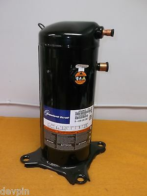 Copeland Emerson Scroll Compressor Zps49K5Etfd130 R-410A 3 Phase 460 380 Vac