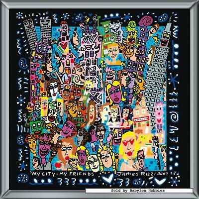 Painting by Numbers - James Rizzi (by Ravensburger) 290109