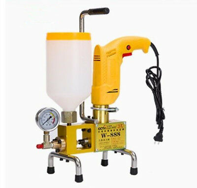 Grouting Machine Grouting Injection Pump High Pressure Leak Stoppage Machine