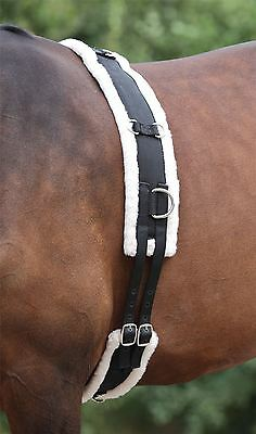 Nylon Roller With Fleece Padding Horse Equestrian Training Learning Teaching