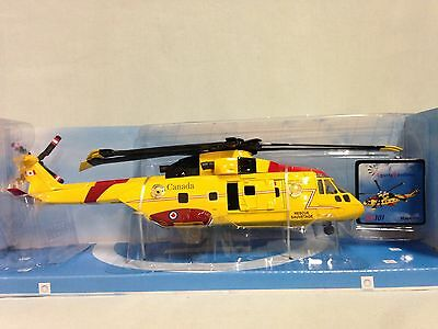 Agusta Westland AW101 (S.C.R.) Helicopter,1:72 Diecast,Collectibles,New Ray Toys