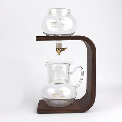 MOICA Cold Brew Dutch Coffee Maker Hand Drip SET 400mL No Electricity Modern M40