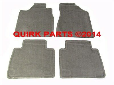 2001 2003 nissan maxima floor mats carpeted frost set. Black Bedroom Furniture Sets. Home Design Ideas