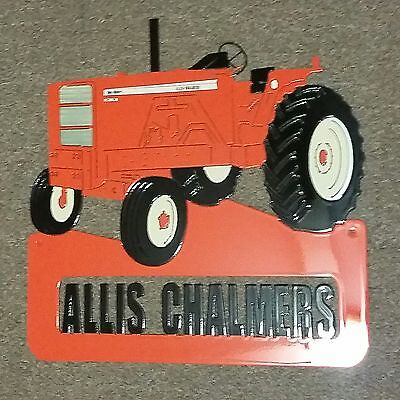 Allis Chalmers 190Xt Wf Tractor Sign