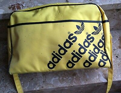 adidas tasche vintage adidas retro adidas 70er jahre kulttasche original. Black Bedroom Furniture Sets. Home Design Ideas