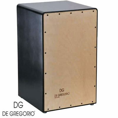 De Gregorio Compass Cajon Birch front with Black sides
