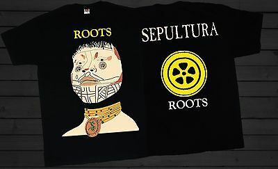 SEPULTURA - Roots.- Brazilian heavy metal band,T_shirt-sizes:S to 6XL