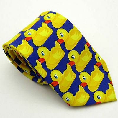 How I Met Your Mother Ducky Tie HIMYM Marshall Barney Cool Duck Duckie Neck