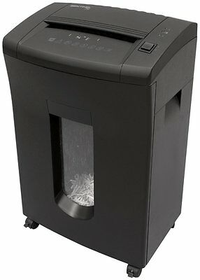 Sentinel Pro FX1800P 18Sheet High Security CrossCut Paper/Credit Card Shredder