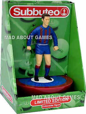 Subbuteo X-Large LIMITED EDITION FIGURE Barcelona Collectable Football Soccer