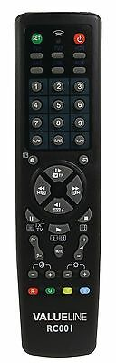 Universal Spare Remote Control for Samsung Sony Panasonic LG 4K LED LCD TV TV's