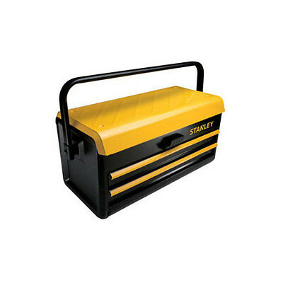"Stanley STST19502 Auto Slide Drawer Metal Tool Box 19"" (2-Drawer)"