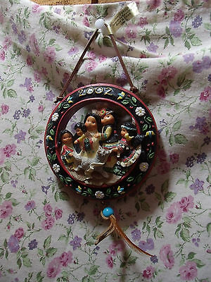 Friends Of The Feather Gather Love Close Ornament 105830