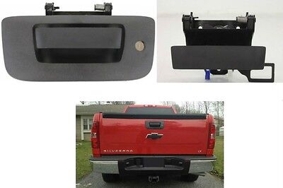 GM 22755305 Codeable Lock Tailgate Handle For 2007-2013 GM Trucks New Free Ship