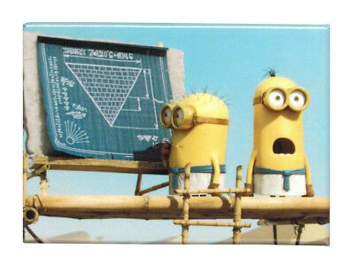 Despicable Me Minions What The Minion Magnet