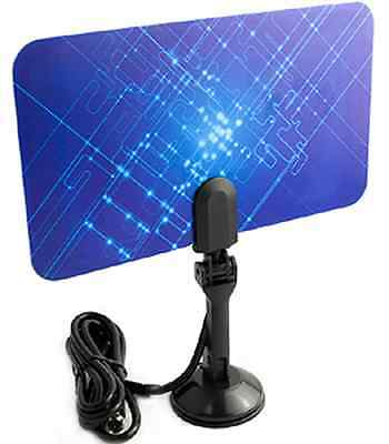 Indoor TV Antenna For HDTV ATSC DTV DVB-T UHF VHF Broadcasting