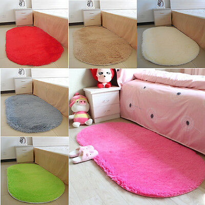 Soft Non-slip Absorbent Soft Memory Foam Rug Bathroom Carpet Shower Floor Mat